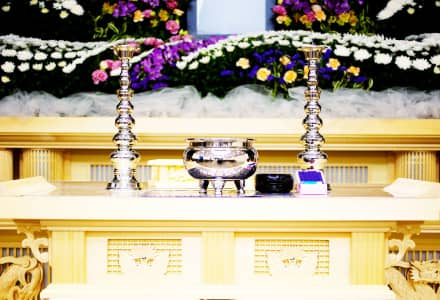 葬儀・出棺