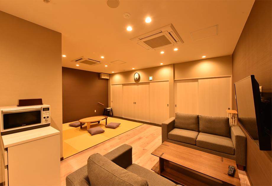 控室の一例
